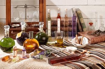 ароматерапия и эфирные масла