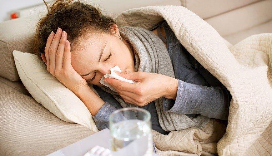 профилактики острых респираторных заболеваний