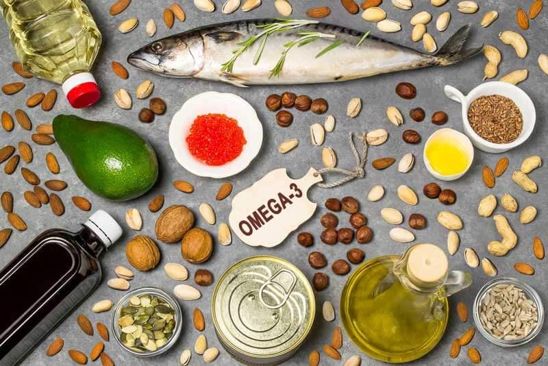 omega-3-tekort